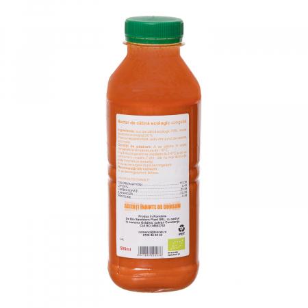 Nectar de catina ecologic 500ml - pet (produs congelat) [1]
