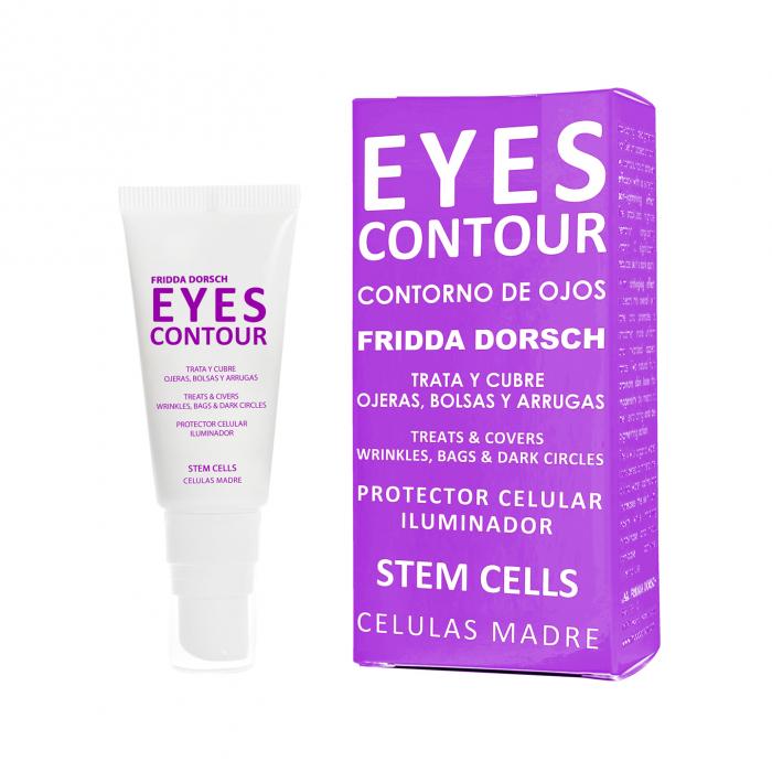 Contur pentru ochi iluminator cu celule stem  vegetale [0]
