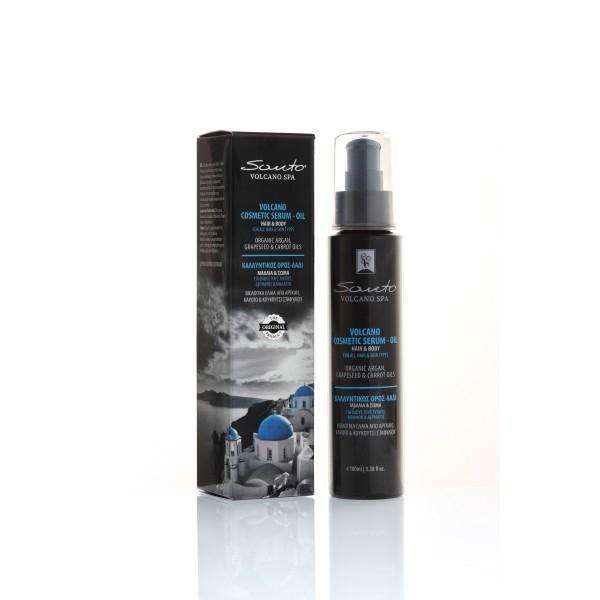 Cosmetic Serum - Ulei pentru piele și păr 100ml [0]