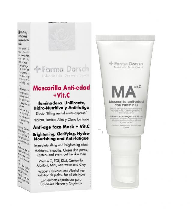 Mască anti-age cu vitamina C, Fridda Dorsch [0]