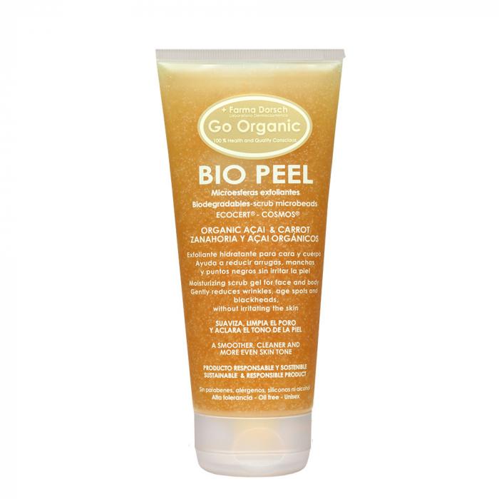 Peeling exfoliant 100% biodegradabil [0]