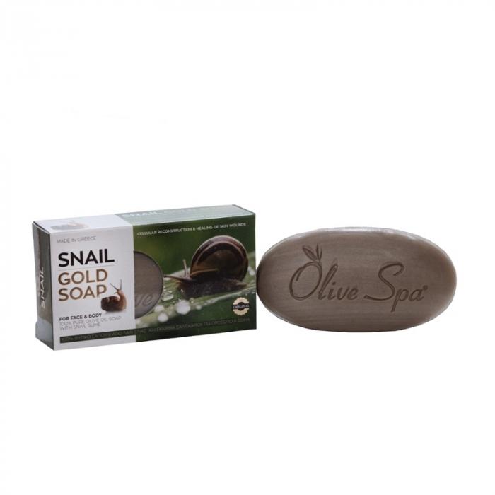 Săpun OliveSpa cu extract de melc [0]