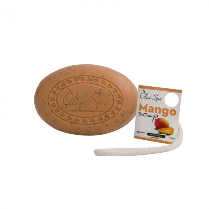 Săpun OliveSpa handmade cu mango [0]