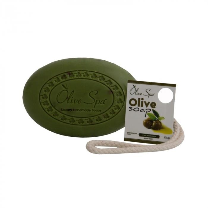 Săpun OliveSpa handmade cu ulei de măsline [0]
