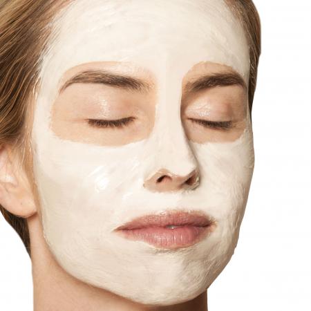 Mască purificatoare pentru fermitate, anti-oboseală, cu argilă și  mentă [2]