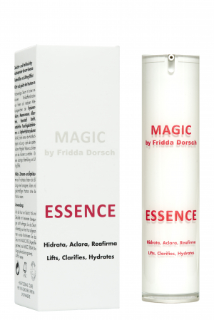 Ser Magic Essence cu acid hialuronic și AHA [0]
