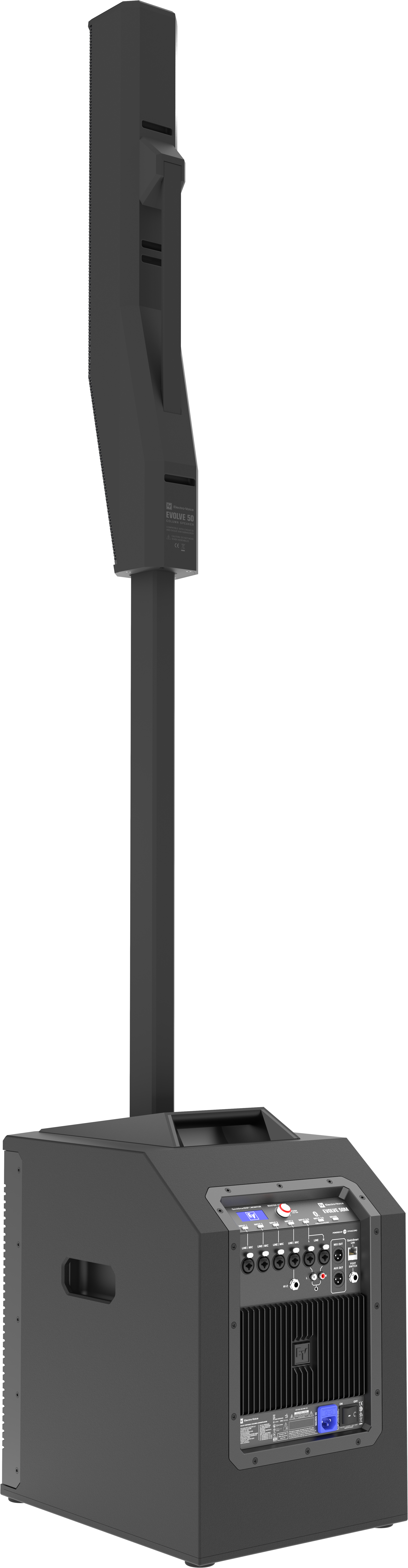 EVOLVE 50M BK - Sistem portabil tip coloana [4]