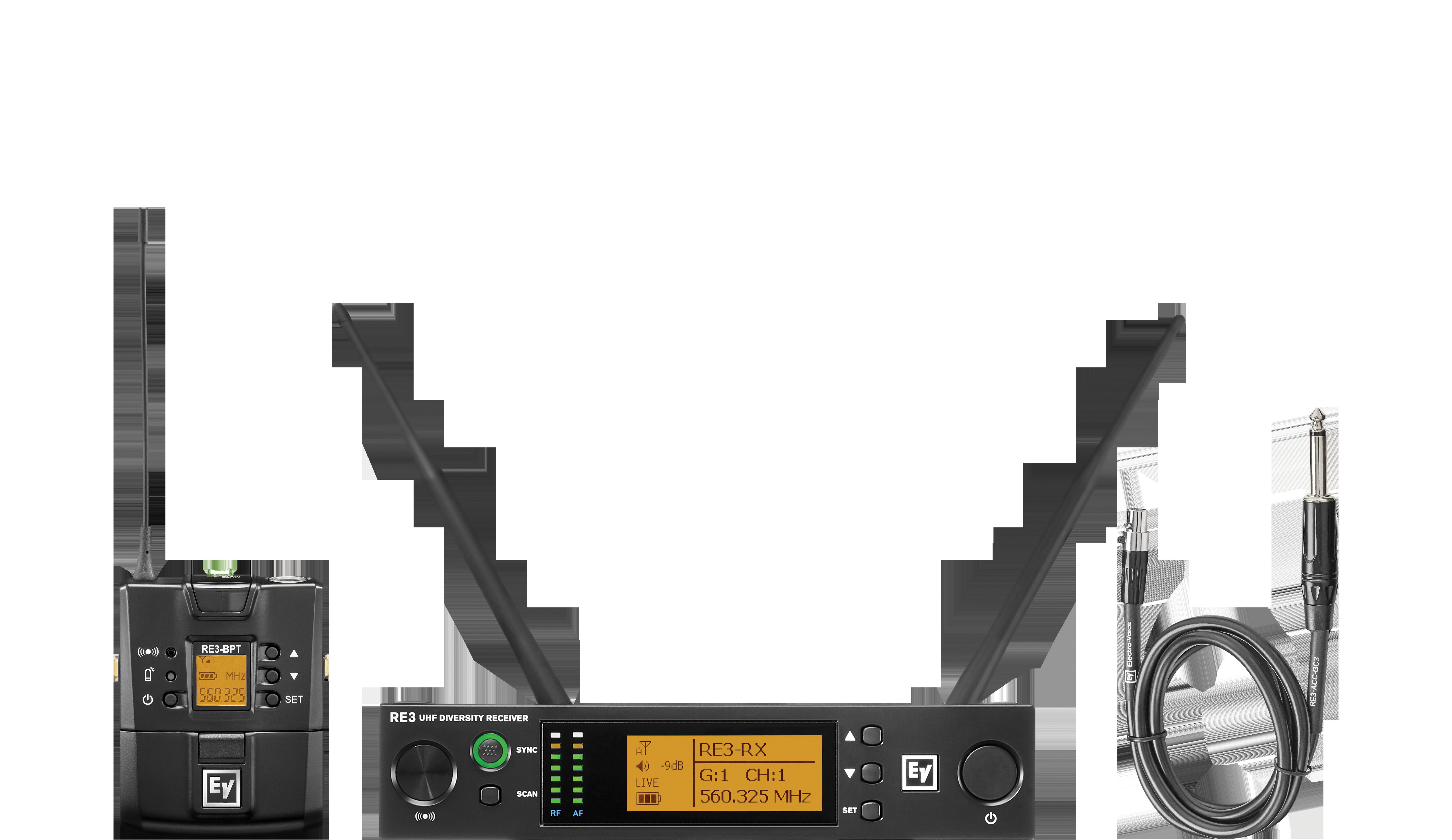 RE3-BPGC-8M - Sistem wireless [1]