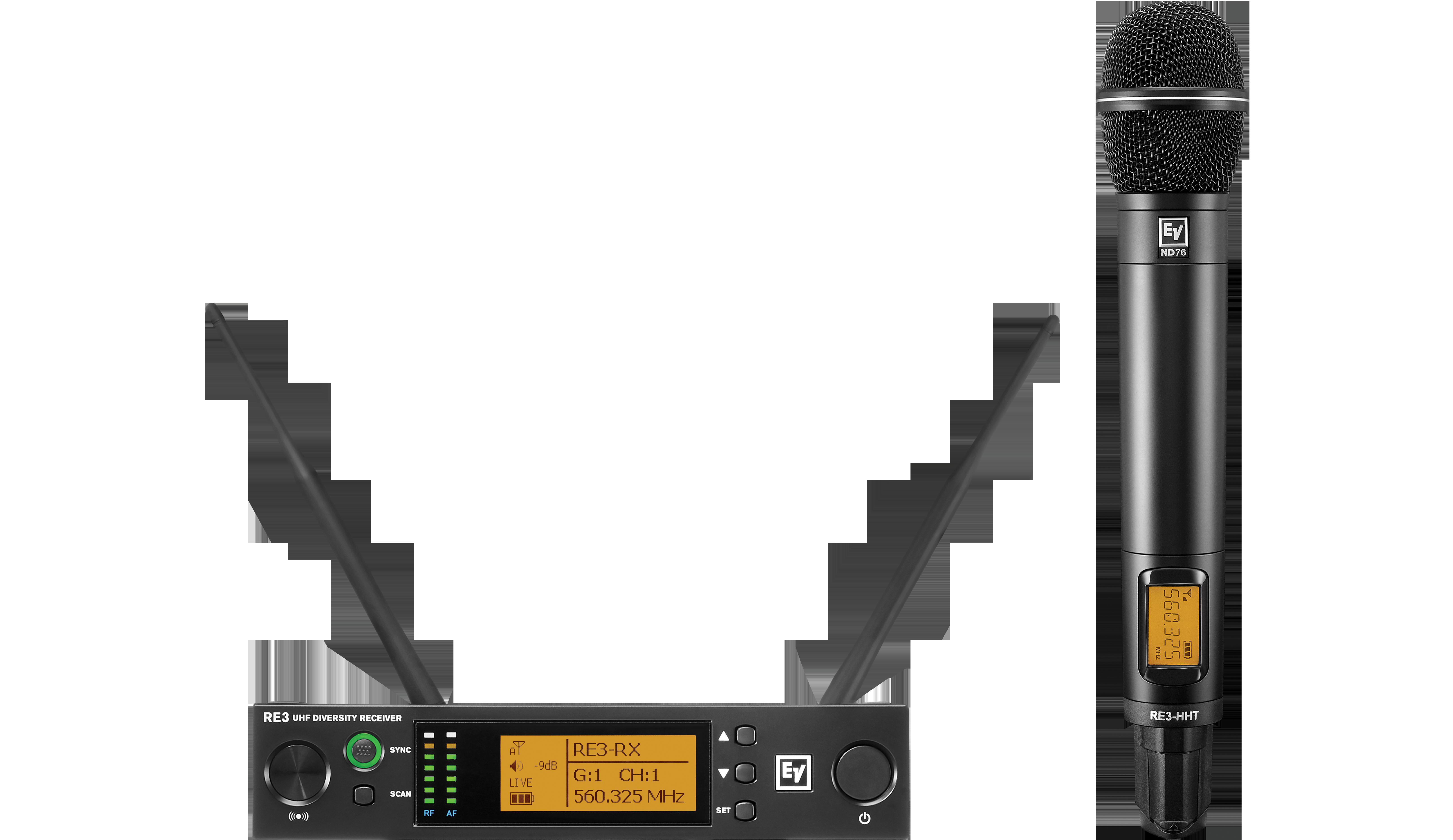 RE3-ND76-8M - Sistem wireless [1]