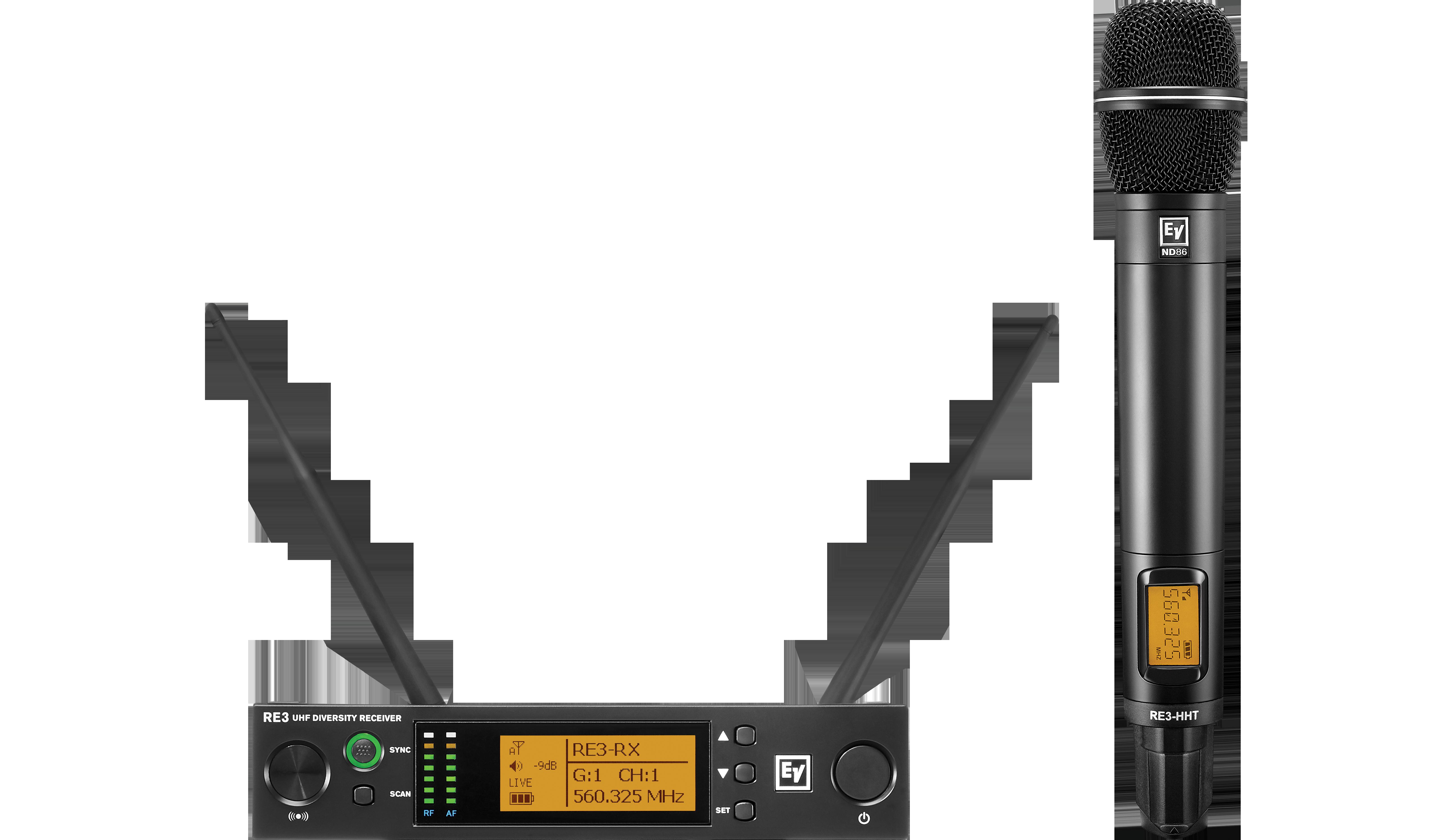 RE3-ND86-8M - Sistem wireless [1]