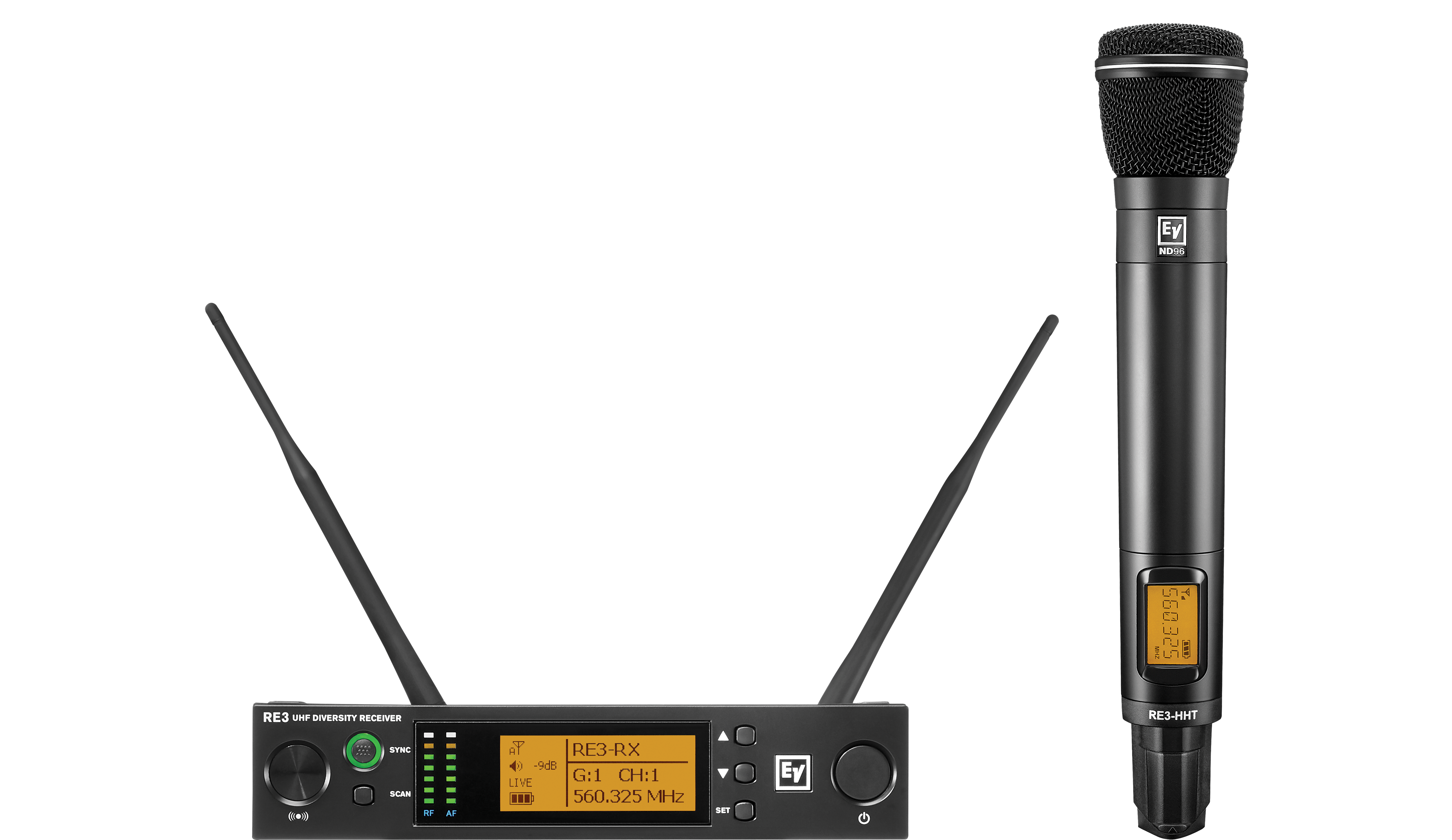 RE3-ND96-8M - Sistem wireless [1]