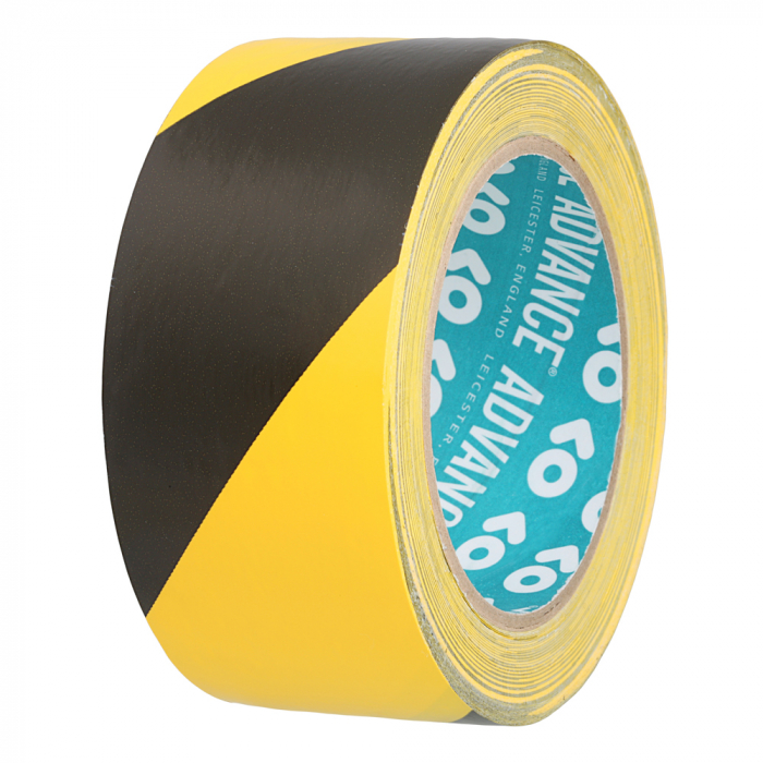 5803 - Safety Tape black/yellow 50mm x 33m [0]