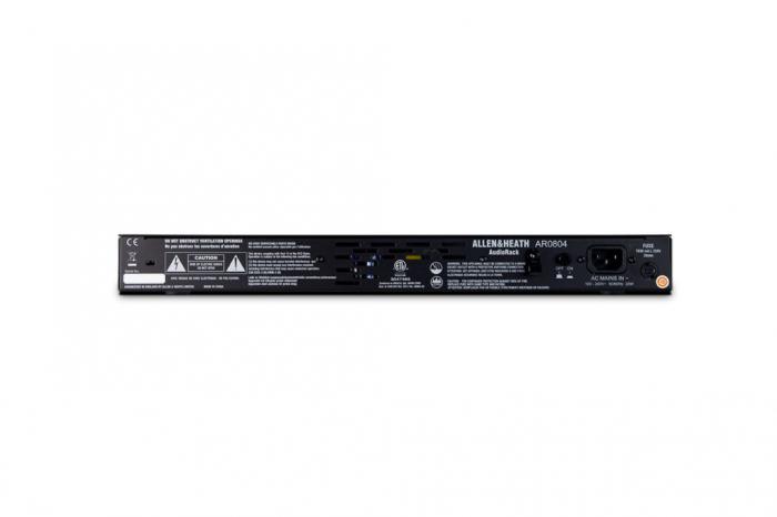 AR84 - Audio Rack pentru mixerele Qu & GLD [1]