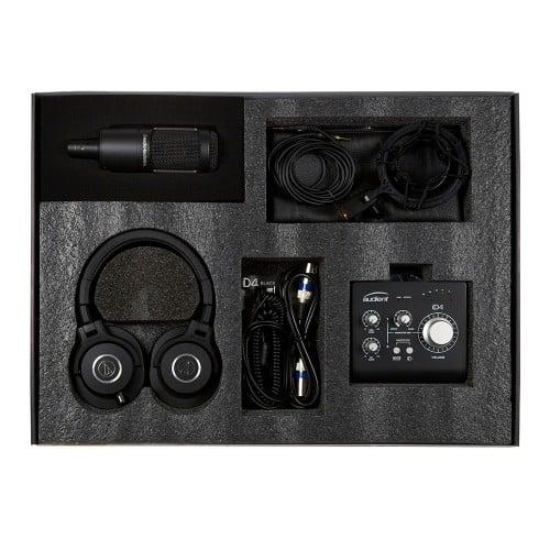 AT2035-Studio - Pachet complet pentru studio cu microfon, casti si interfata audio [17]