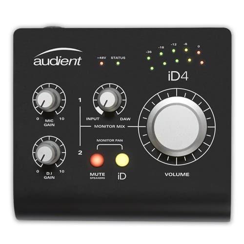 AT2035-Studio - Pachet complet pentru studio cu microfon, casti si interfata audio [11]