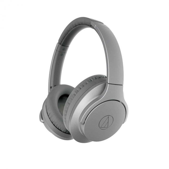 ATH-ANC700BT - Casti fara fir cu noise-cancelling - Gri [0]