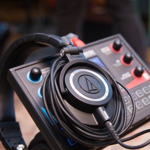 ATH-M50X - Casti de monitorizare cu fir [2]