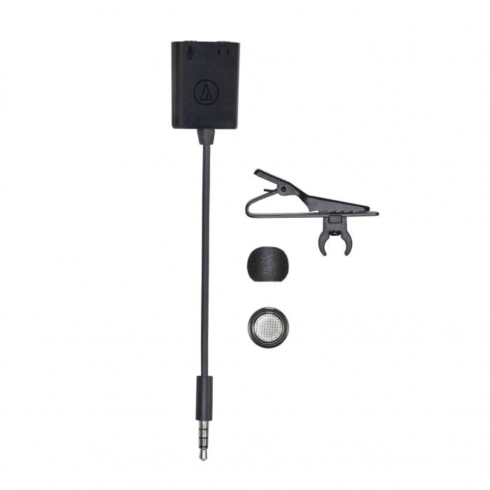 ATR3350xiS - Microfon lavaliera omnidirectional [1]