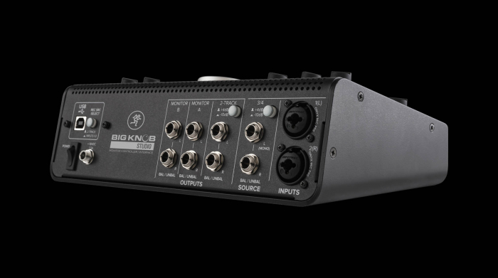 Big Knob Studio - Monitor Controller / Interfata Audio [1]