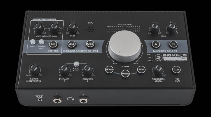 Big Knob Studio - Monitor Controller / Interfata Audio [8]