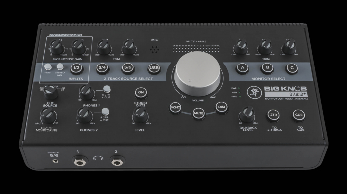 Big Knob Studio+ - Monitor Controller / Interfata Audio [1]