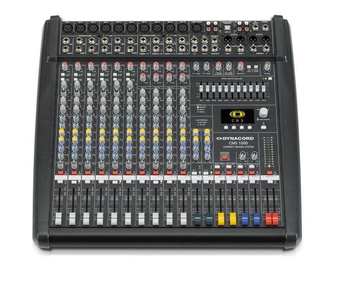 CMS 1000-3 - Mixer anaogic [1]