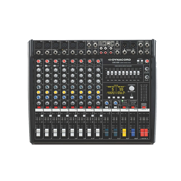 CMS 600-3 - Mixer anaogic [0]