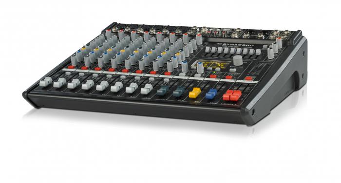 CMS 600-3 - Mixer anaogic [1]