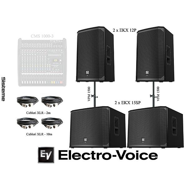 EKX 3 - Sistem boxe active [0]