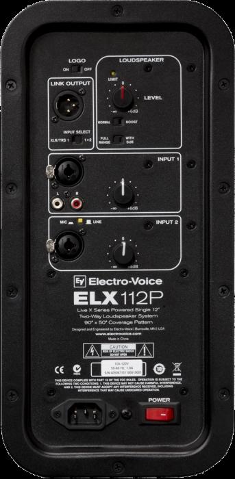 ELX 112P - Boxa activa [5]