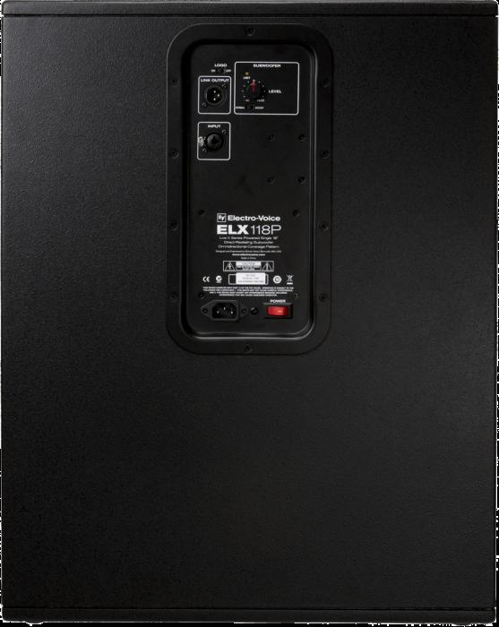 ELX 118P - Subwoofer activ [4]