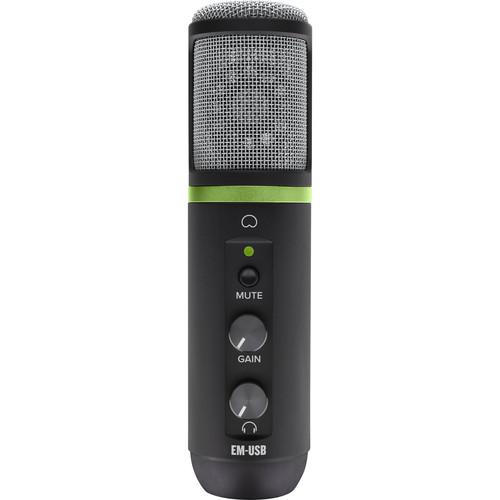 EM-USB - Microfon USB pentru Podcast, Live Streaming [0]