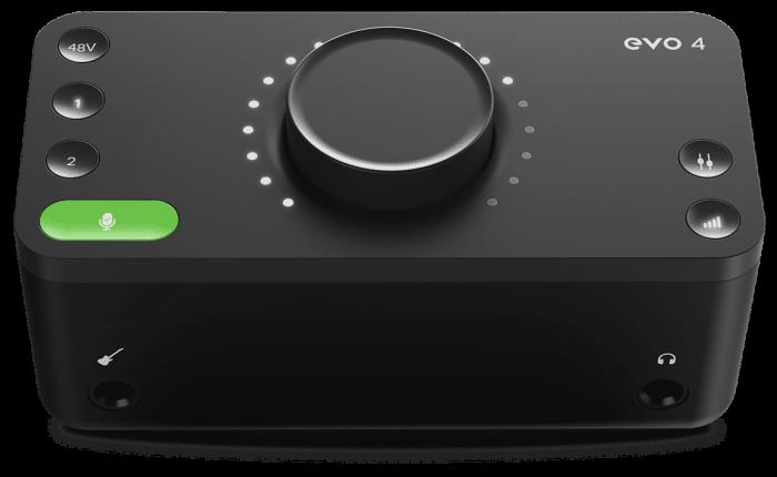 Pachet AT2020 cu stativ de masa, cablu microfon de 1m si interfata audio [13]
