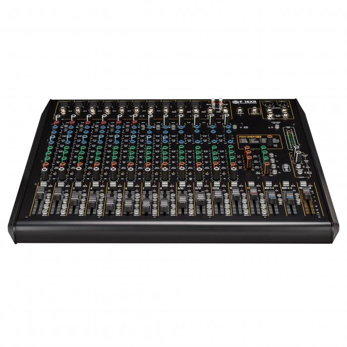 F 16XR - Mixer Analogic [0]