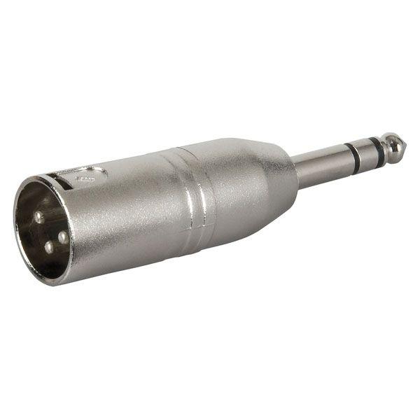 FLA28 - Adaptor de la XLR 3p tata la Jack stereo tata [0]