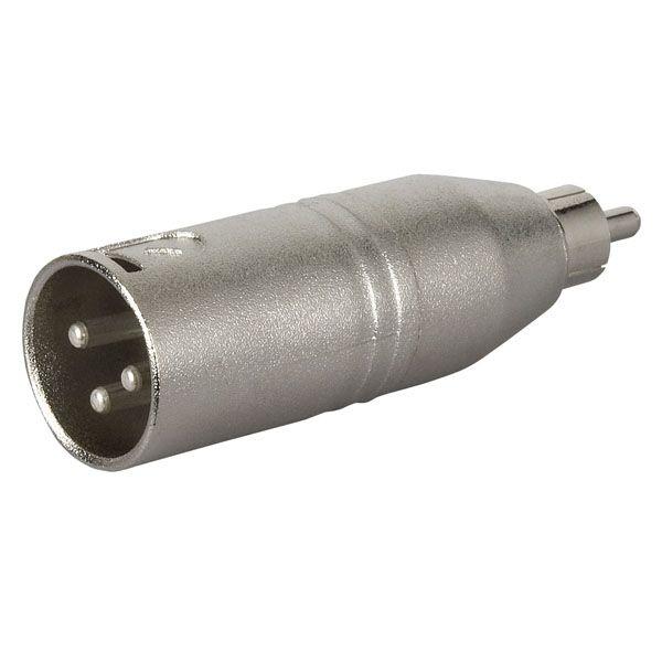 FLA32 - Adaptor de la XLR tata la RCA tata [0]
