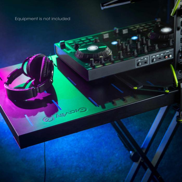KSX 2 RD - Sativ de clape cu masă de DJ [12]