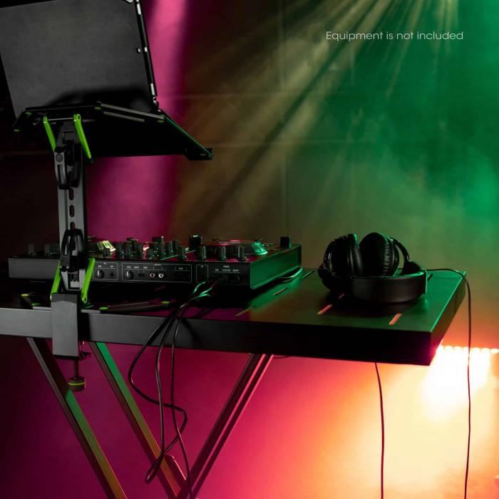 KSX 2 RD - Sativ de clape cu masă de DJ [13]