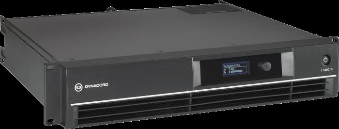 L1800FD EU - Amplificator de putere [2]