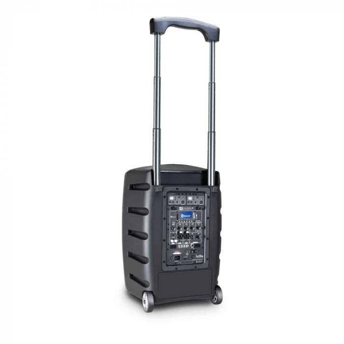LDRBUD10HBH2B6 - Boxă portabilă cu Bluetooth și set de 2 microfoane wireless [8]
