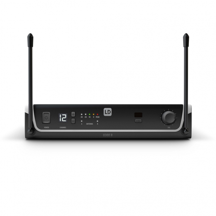 LDU305BPH - Sistem wireless cu headset [0]