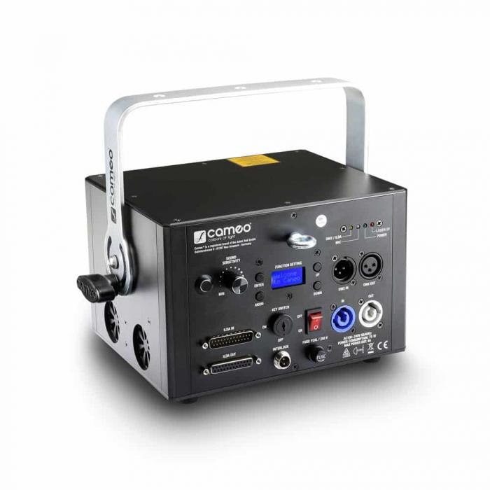 LUKE 1000 RGB - Proiector Efecte tip Laser 1000mW RGB [1]