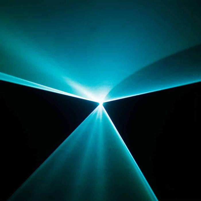 LUKE 1000 RGB - Proiector Efecte tip Laser 1000mW RGB [8]
