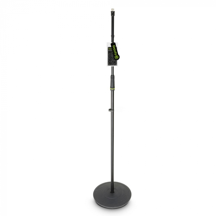 MS 23 - Stativ de microfon cu baza rotunda [0]