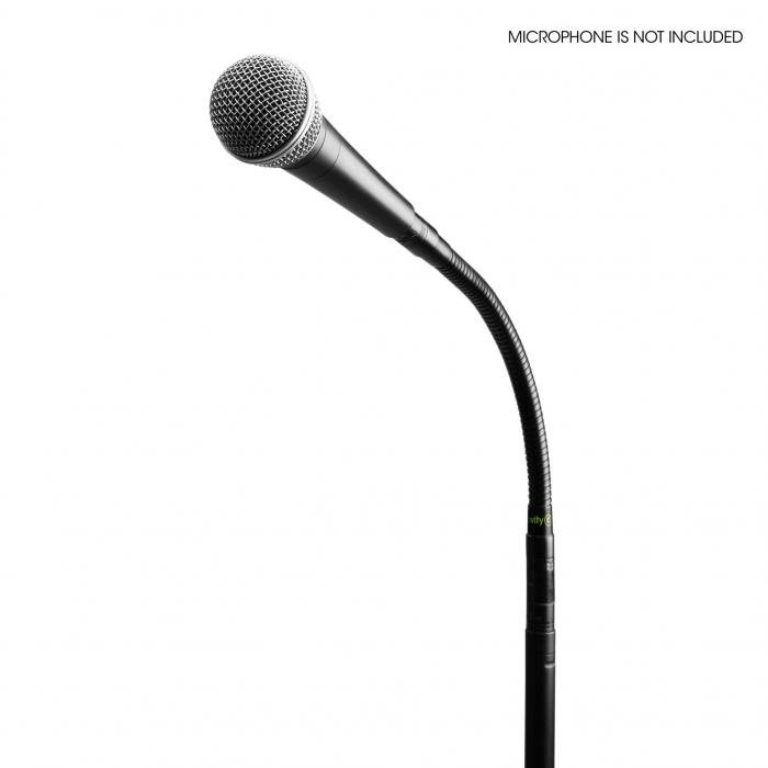 MS 23 XLR B - Stativ de microfon cu baza rotunda si conector XLR [6]
