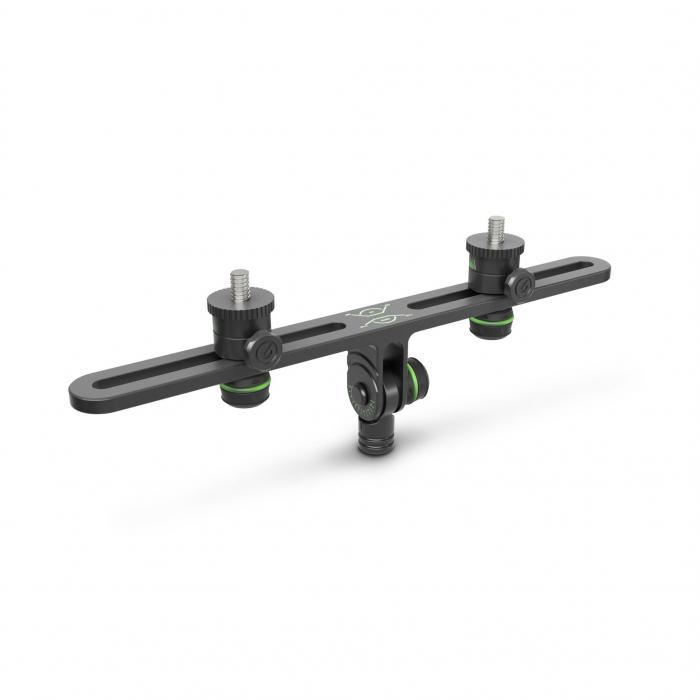 MS STB 01 PRO - Suport pentru două microfoane [0]