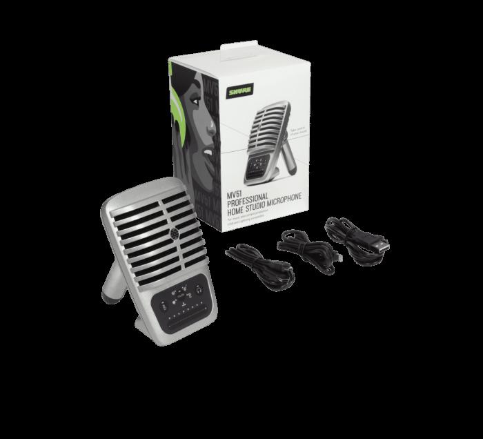 MV51 - Microfon USB Digital Condenser [3]