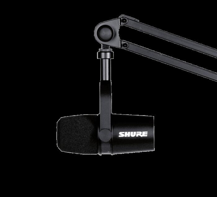 MV7-K - Microfon USB/XLR pentru Podcast (Negru) [2]
