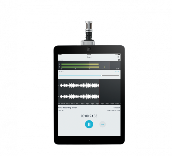 MV88 - Microfon iOS Digital Stereo Condenser [4]