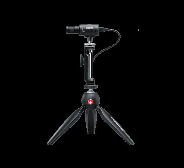 MV88+ VIDEO KIT - Set Microfon Digital Stereo pentru iOS/Android [0]